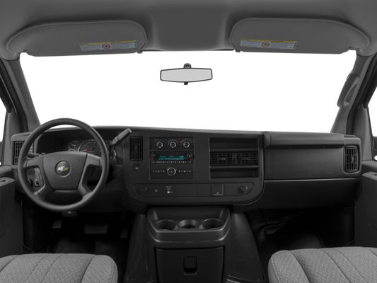 2017 Chevrolet Express 2500 Work Van Cargo In Roanoke Il Peoria Chevrolet Express 2500 Roanoke Motor Co