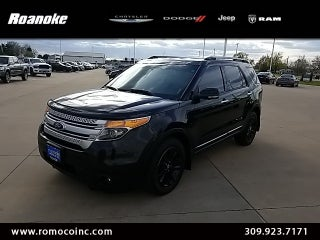 Used Ford Explorer Roanoke Il